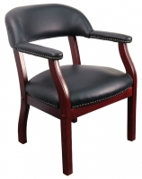 Traditional Captains Guest Arm Chair